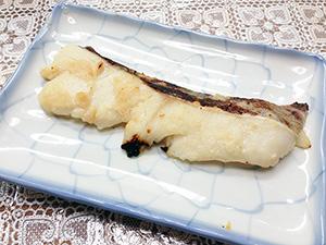 タラの粕漬食べ方